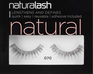 Strip lashes Naturally Glam
