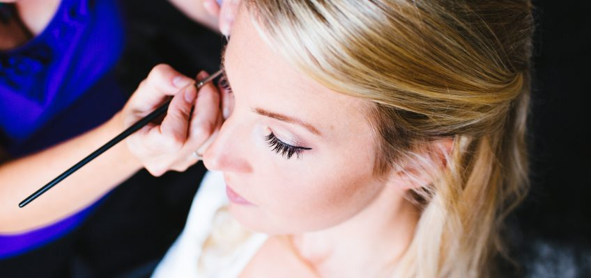 Wedding day make-up artist in Southampton